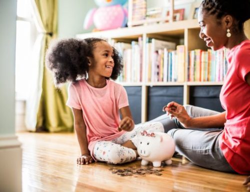 Money Talk With Your Little Ones