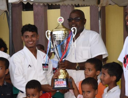 Karate championships take place in Mombasa